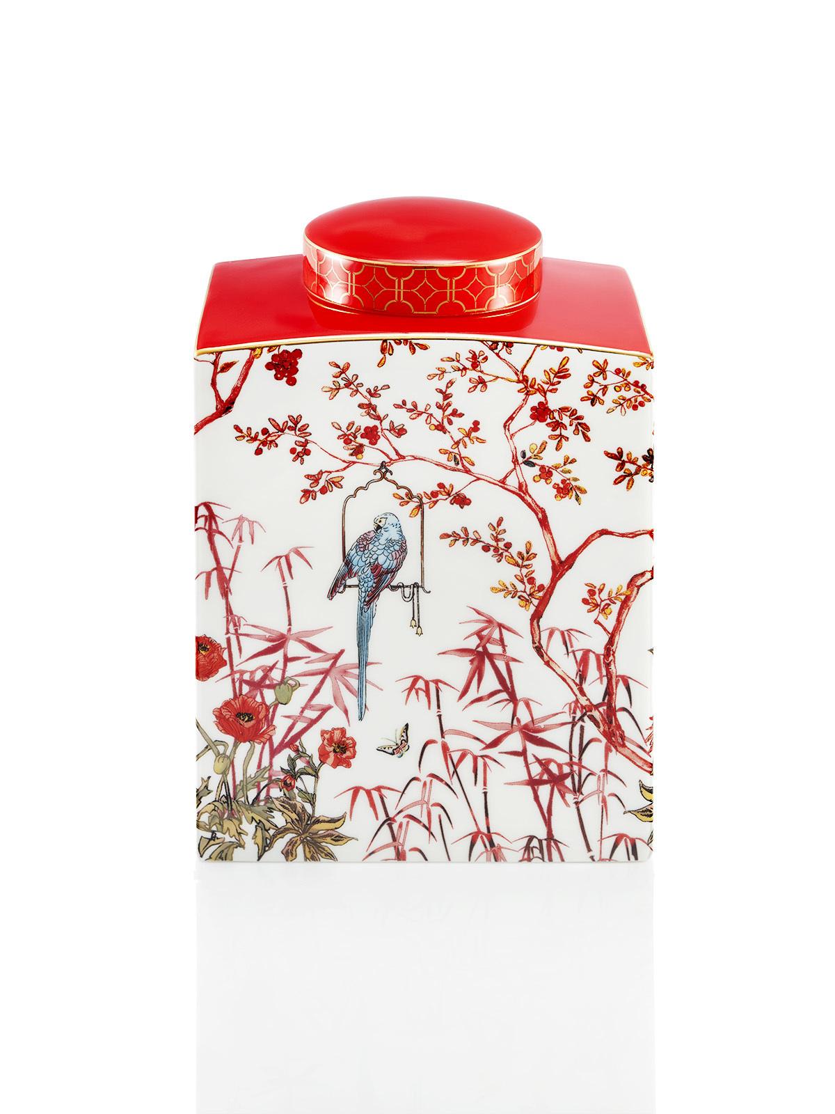 forbidden garden Jar
