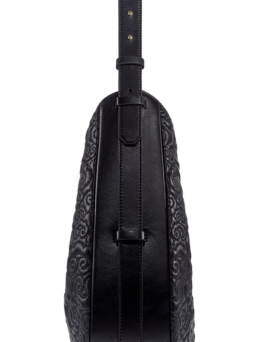 Cloud Quilted Hobo
