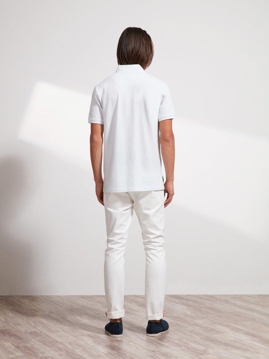 Dragon Cotton Piqué Polo Shirt