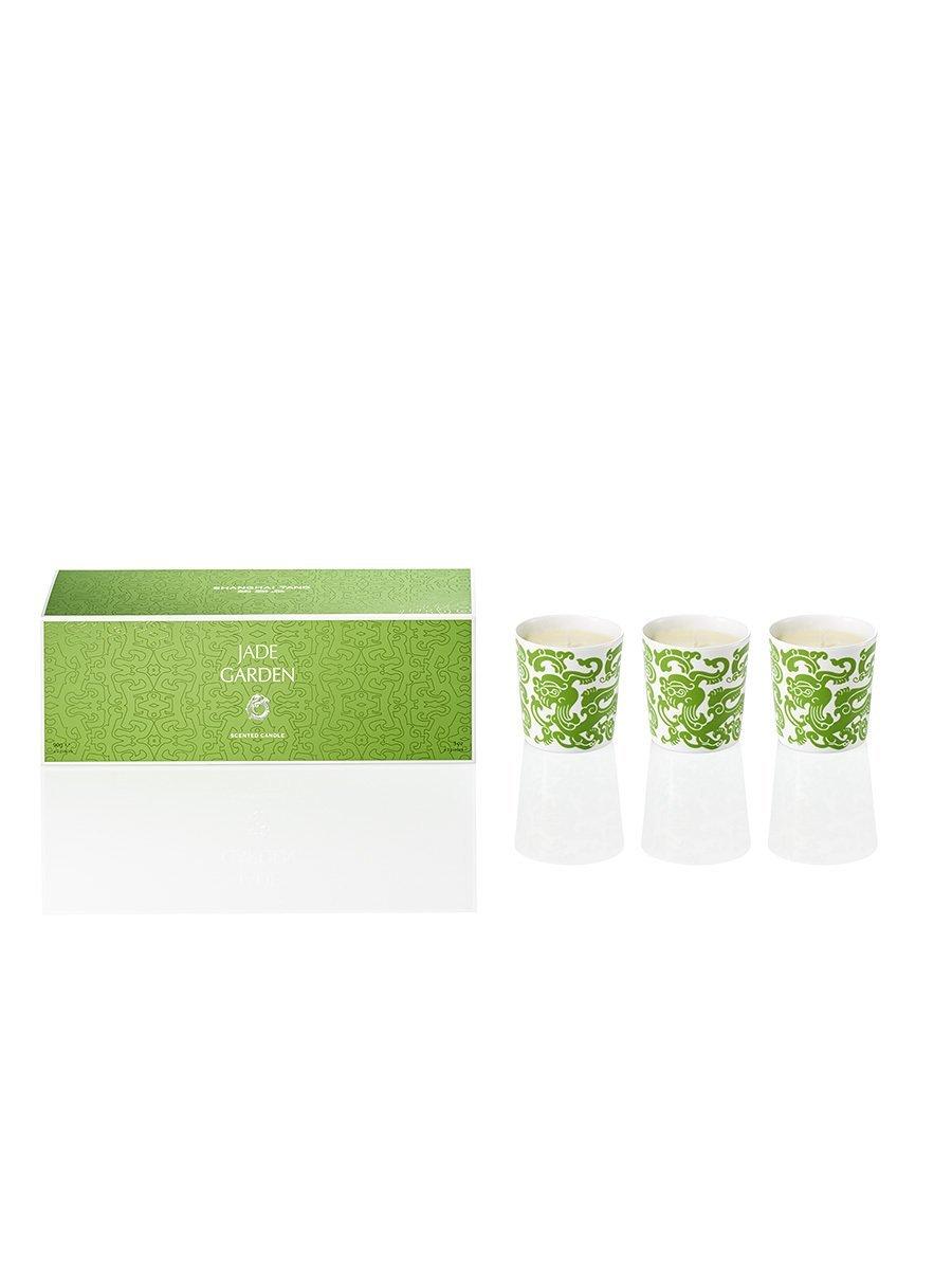 Jade Garden Mini Candles (Set of 3)