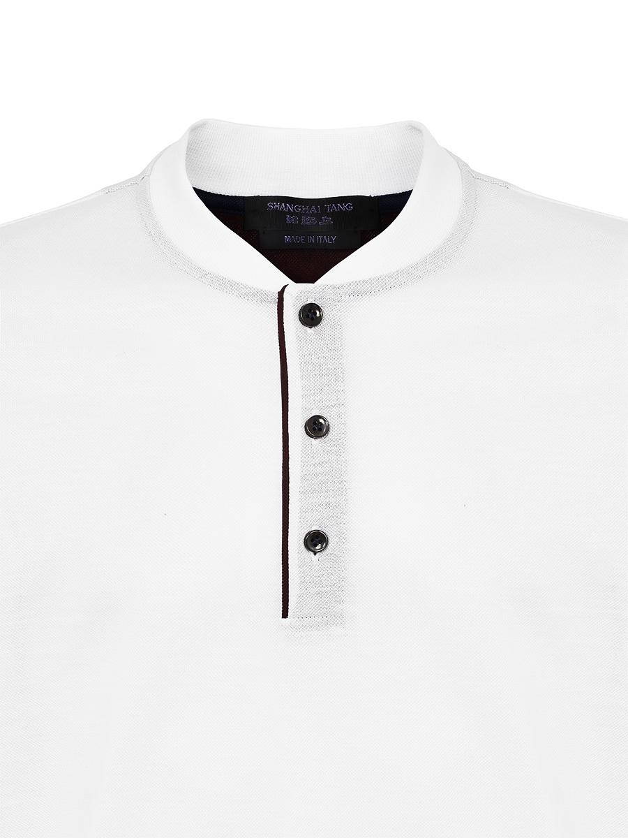 Polo With Double Collar