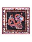 Dragon Silk Twill Foulard