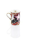 Laki Star Fine Bone China Mug