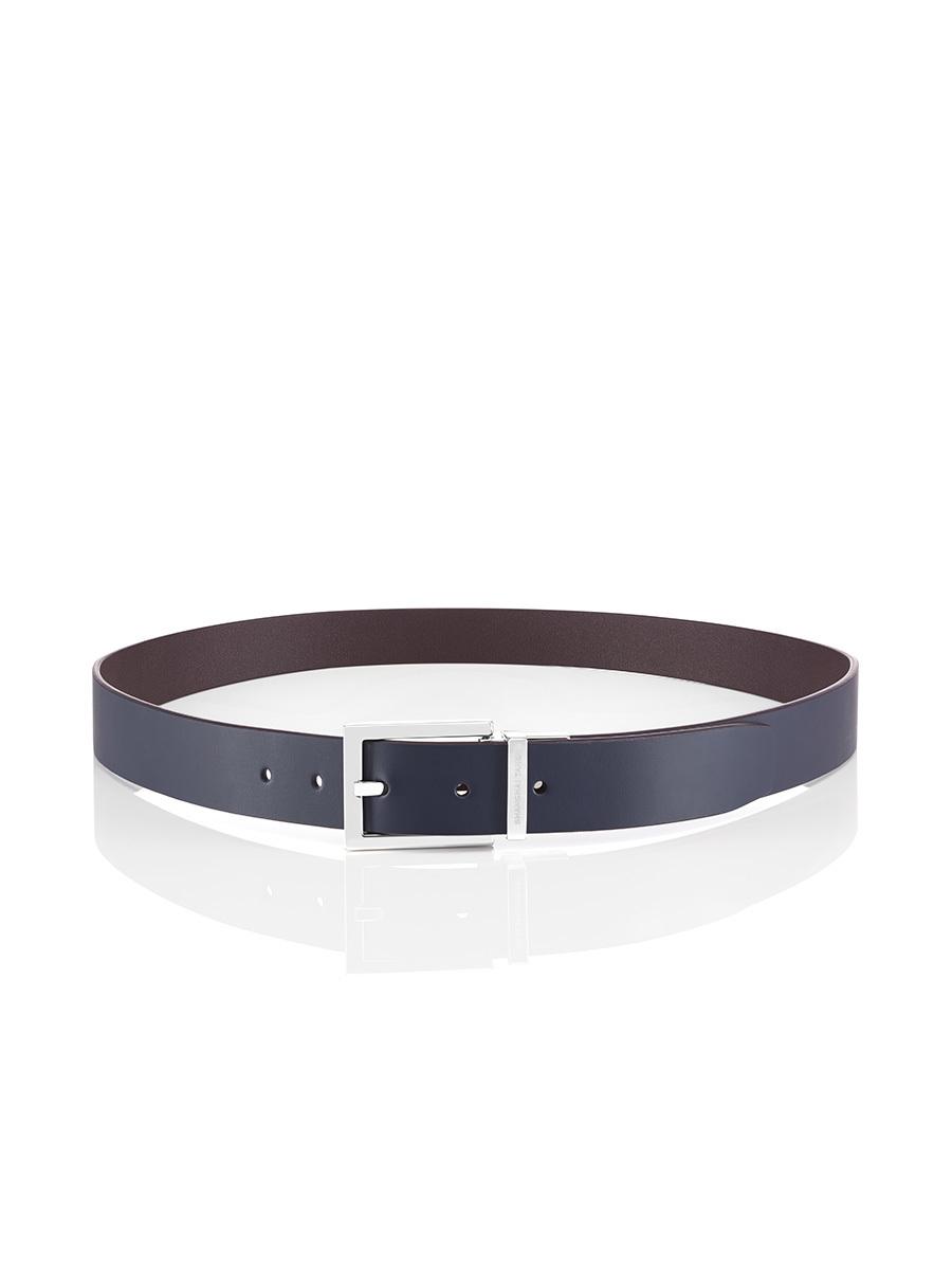 Reversible Square Buckle Belt