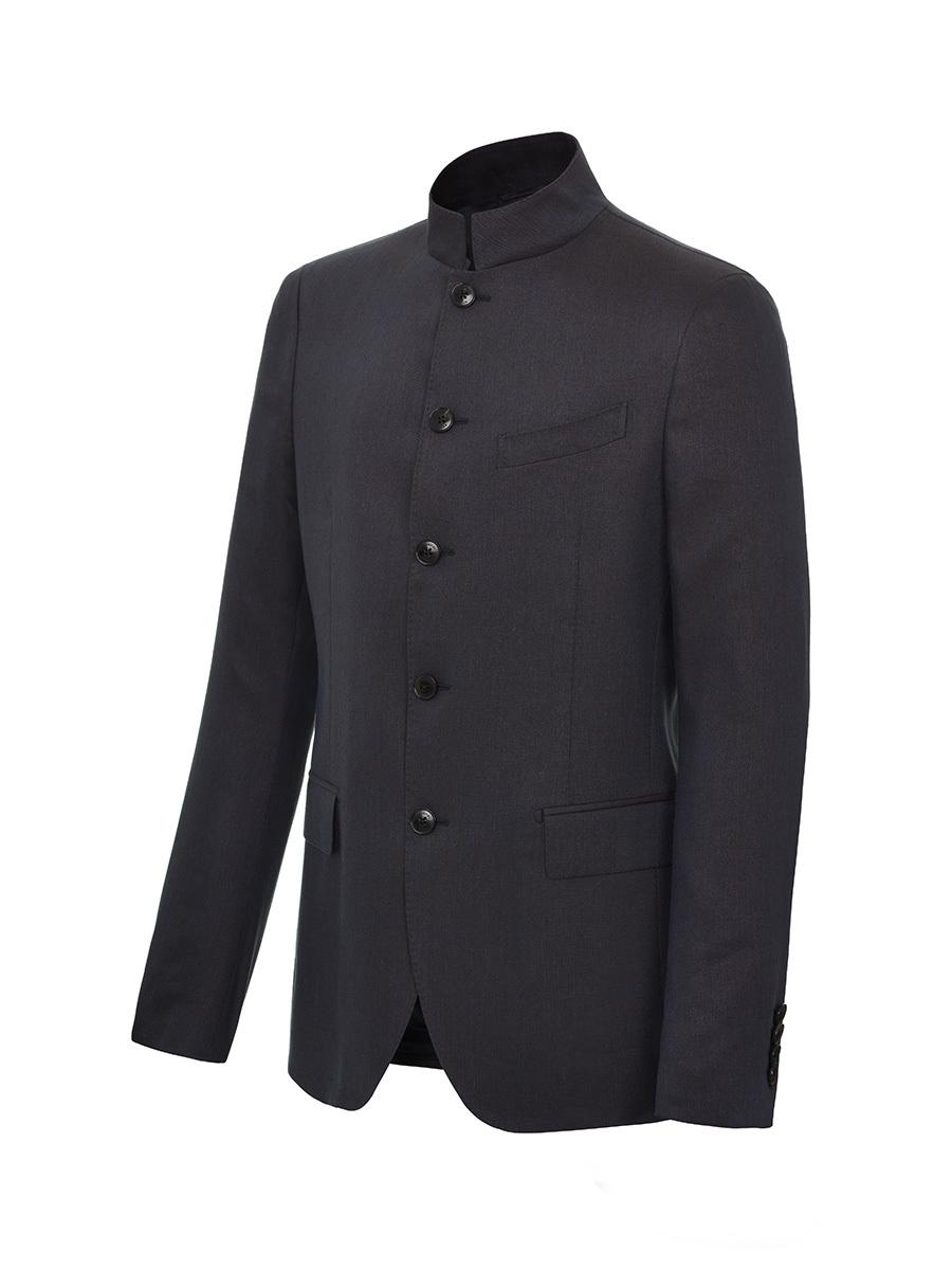 Mandarin Collar Suit