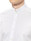Stand Up Collar Shirt