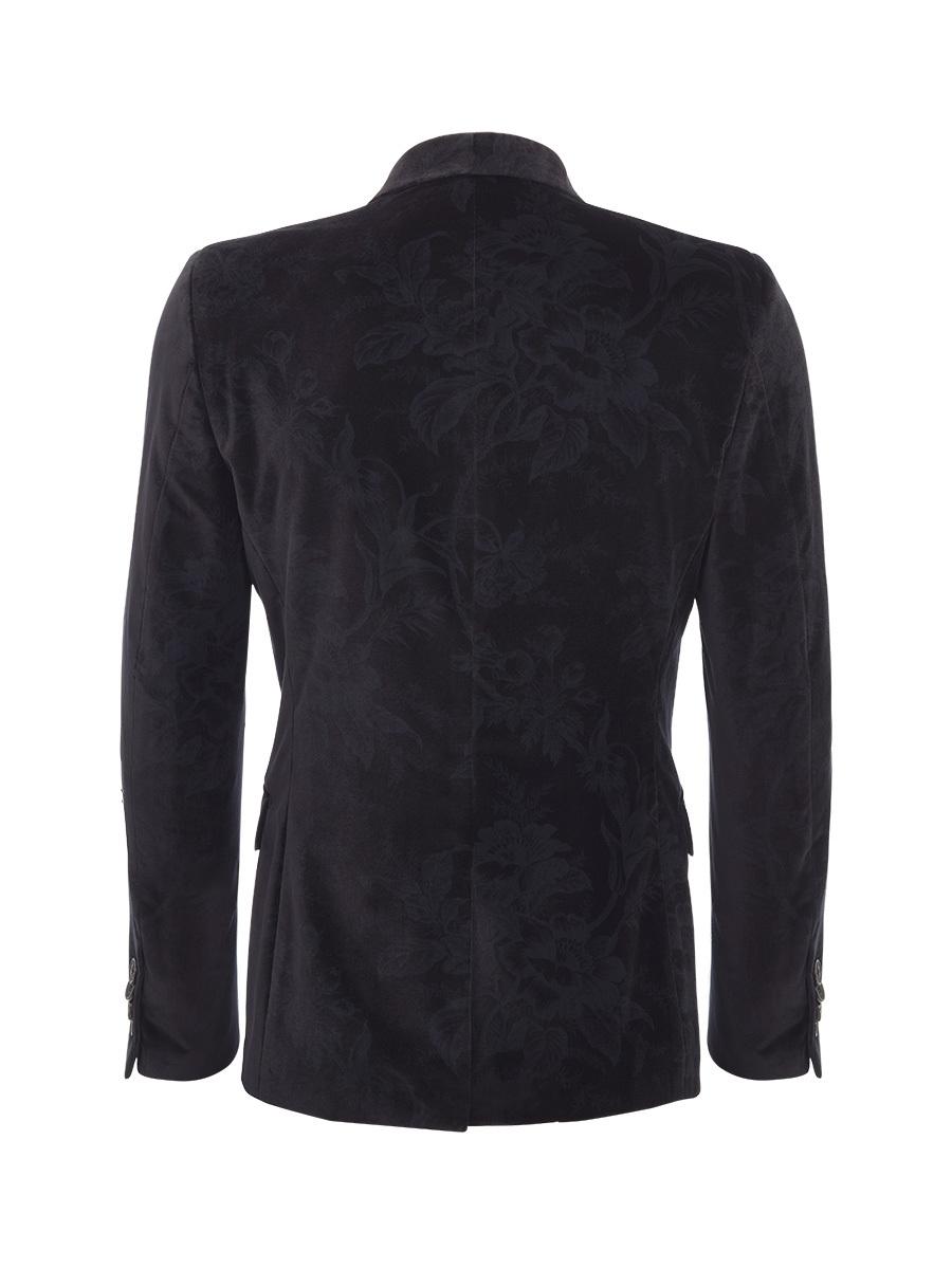 Velvet Flower Jacket