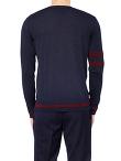 Star V-Neck Sweater