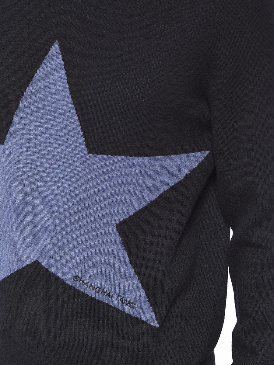 Felt Star Sweater