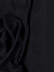 Shou Jacquard Silk Wool Scarf