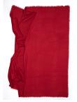 Shou Jacquard Silk Wool Shawl