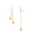 Stars Chain Earrings