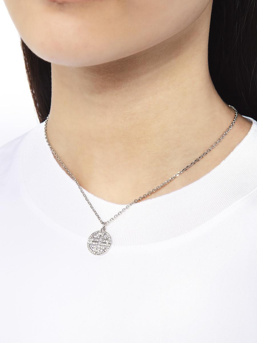 Shou Crystals Pendant