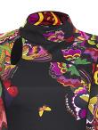 Metamorphosis Print Dress