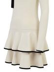 Bow Knit Dress