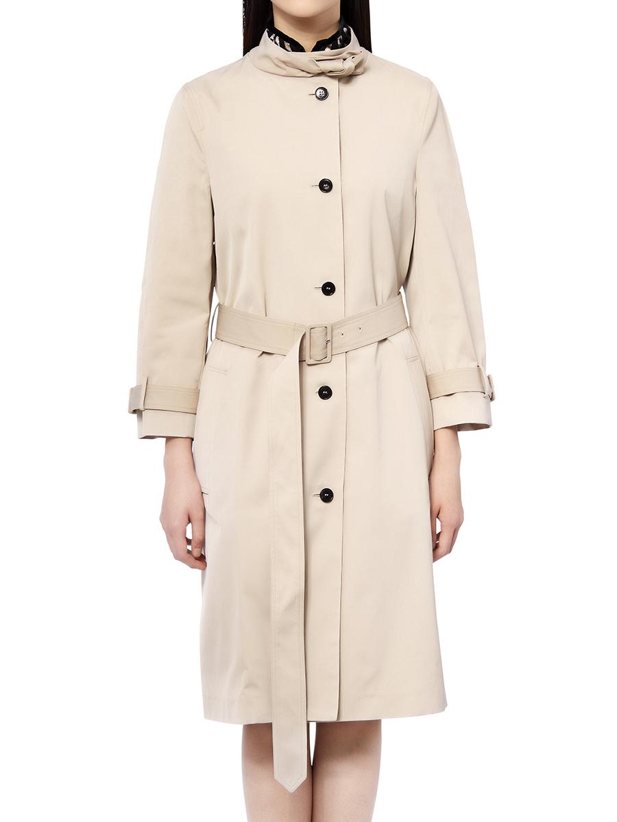 Cotton Trench Coat